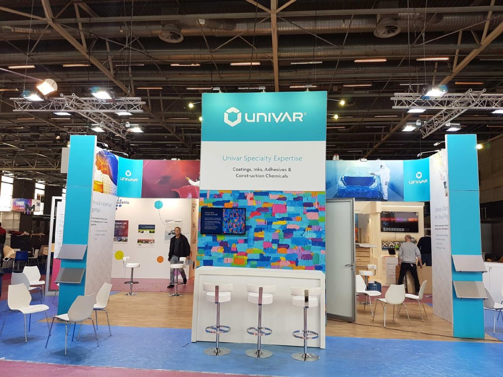 stand modulable sur Eurocoat 2018-1